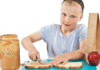 Why I stopped making my kids' lunches