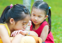Why parents need to teach forgiveness skills