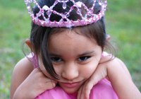 Your little girl is not a princess