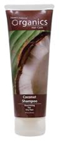 Desert Essence Organics Coconut Shampoo and Conditioner