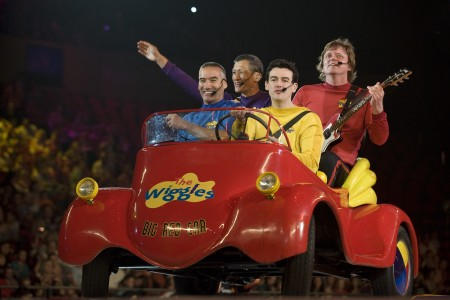 The Wiggles hit the big screen