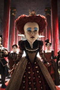 Alice in Wonderland tops box office