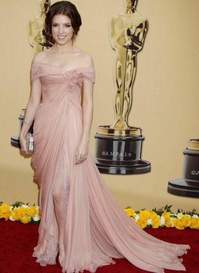 Oscar fashion report card