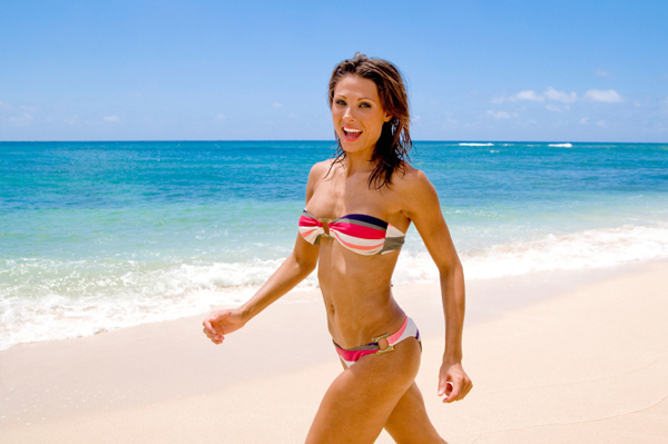 Bikini body fitness tips