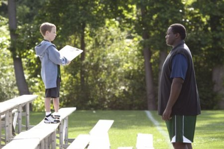 The Blind Side, now out on DVD, Blu-ray and digital download