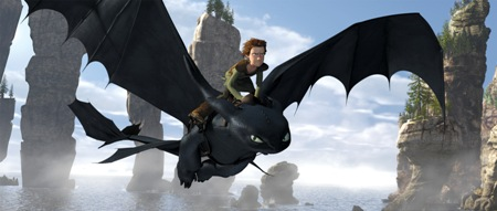 How to Train Your Dragon arrives in theaters March 26