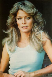 Farrah Fawcett