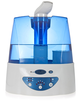Humidifier isolated