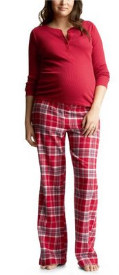 Pregnancy pajamas