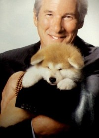 Richard Gere in Hachi