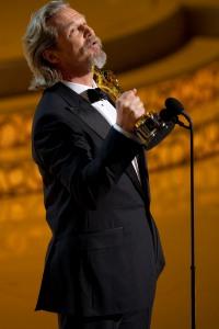 Jeff Bridges wins Oscar gold