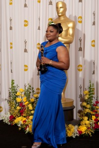Backstage at Oscars!