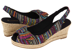 Naturalizer multicolor espadrilles