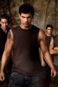 Taylor Lautner is Jacob