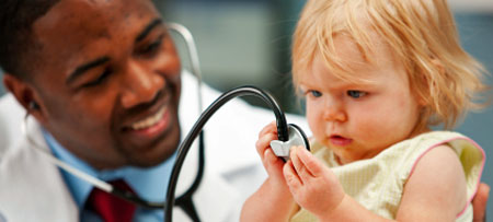 pediatrician toddler