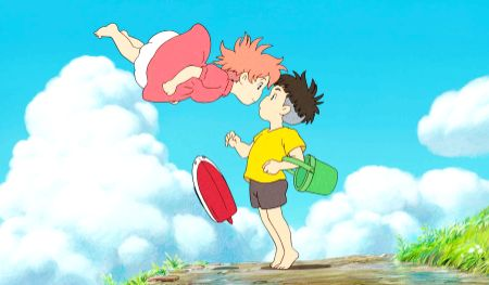 Ponyo, now out on Blu-ray, DVD and digital download