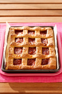 Rhubarb Tart