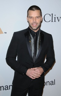 Ricky Martin is gay! Surprised?