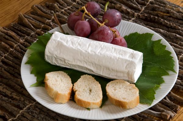 Seasonal spring cheeses