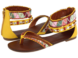 MaddenGirl beaded gladiators