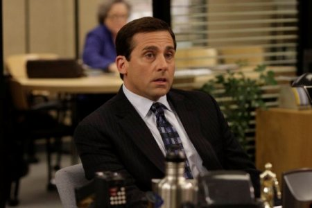 Steve Carell stars in The Office