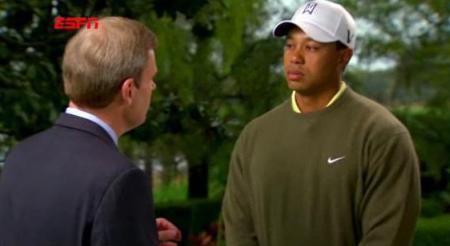 ESPN, Golf Channel talk Tiger