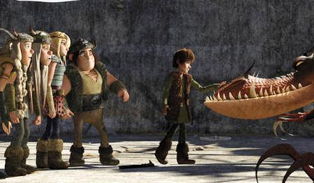 How to Train Your Dragon in theaters March 26