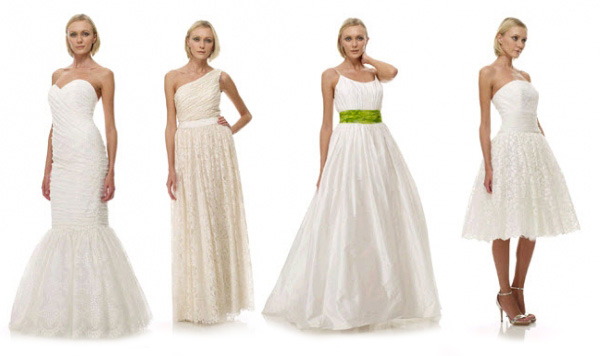 Eco-friendly wedding dresses