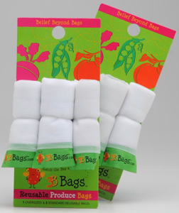 3B Reusable Produce Bags