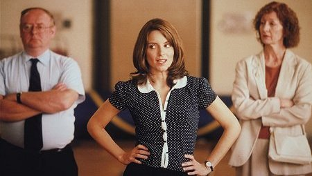 Tina Fey in Mean Girls