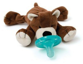 WubbaNub Plush Toy Pacifier
