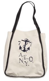 3. AE Tote Bag--Natural