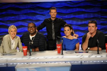 The American Idol crew
