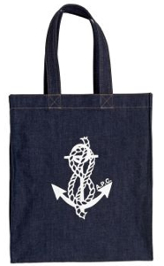 5. Anchor Shopping Bag