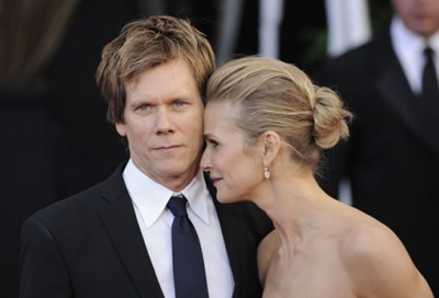 Kevin Bacon and Kyra Sedgwick: top celebrity couple