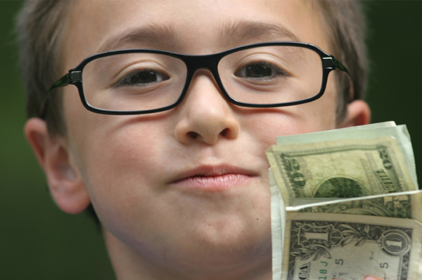 Should Your Kids Know Your Salary?