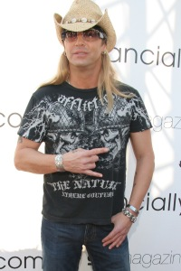 Bret Michaels is doing better