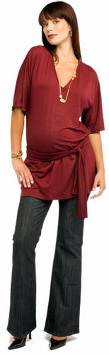 Due Maternity tunic top
