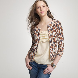 3. Neapolitan cardigan from J.Crew ($60)