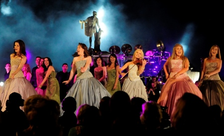 Celtic Woman live