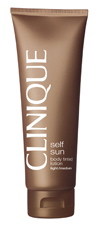 Clinique Self Sun Body Tinted Lotion Light-Medium