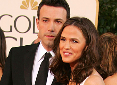 Jennifer Garner and Ben Affleck: top celebrity couple