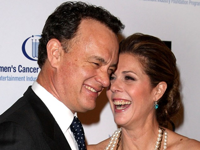 Tom Hanks and Rita Wilson: Top celebrity couple