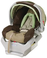Graco SnugRide carseat