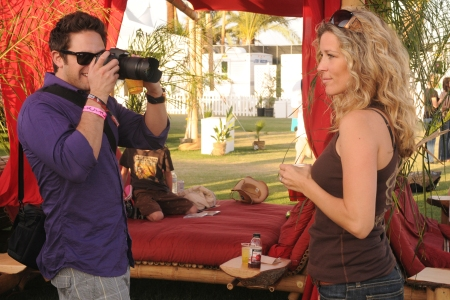 Laura Wright at Stagecoach 2009