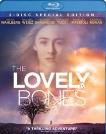 The Lovely Bones on Blu-ray