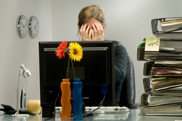 Get rid of that messy desk
