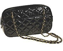 Newport News' Quilted Chain Strap Bag