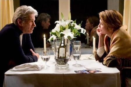 Nights in Rodanthe starring Richard Gere and Diane Lane