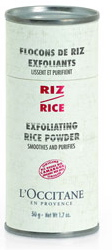 L'Occitane Exfoliating Rice Powder